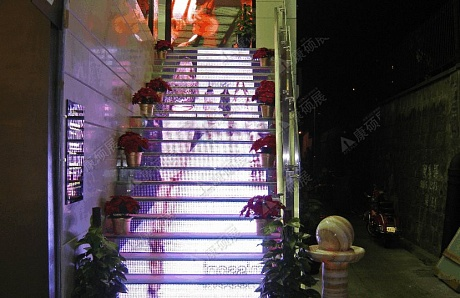 Stair LED Display